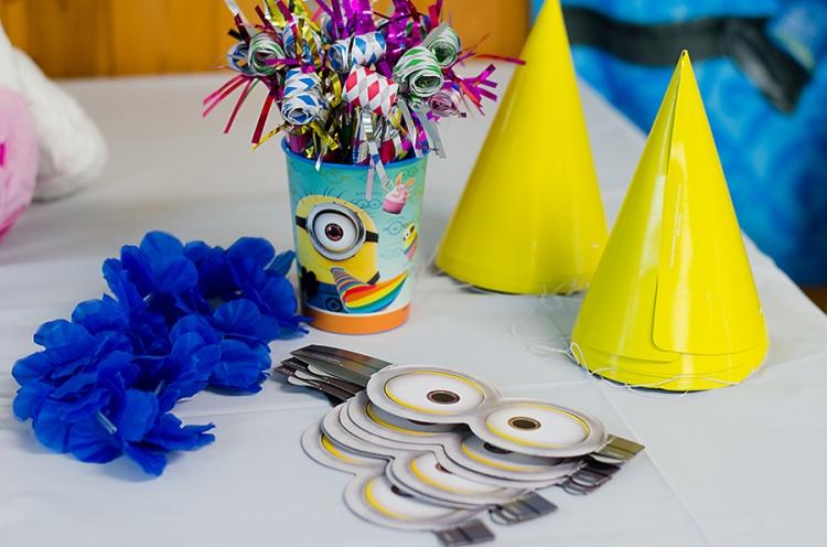 Minions Birthday Party  (21)