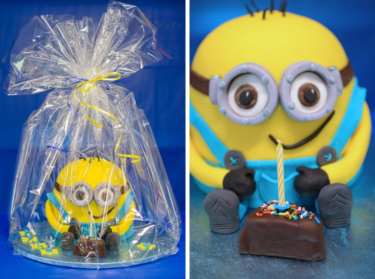 Minions Birthday Party  (33)