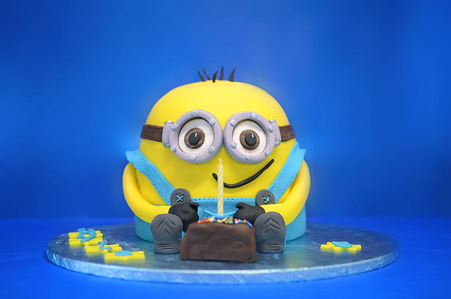 Minions Birthday Party  (34)