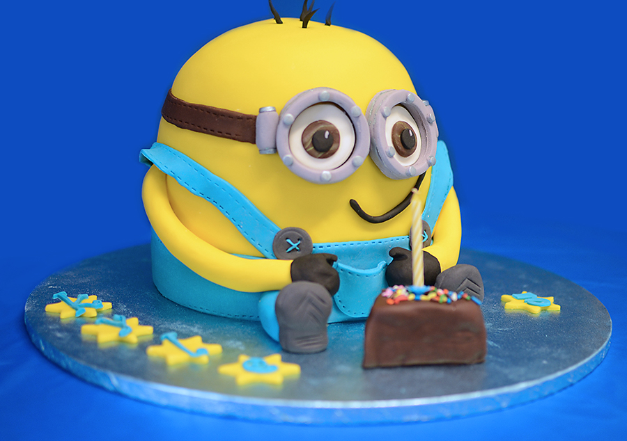 Minions Birthday Party  (35)