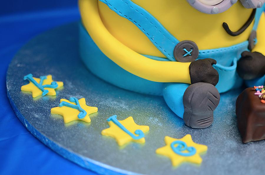 Minions Birthday Party  (36)