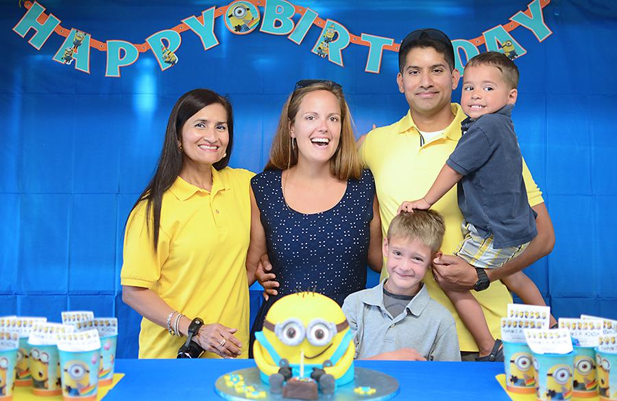 Minions Birthday Party  (38)