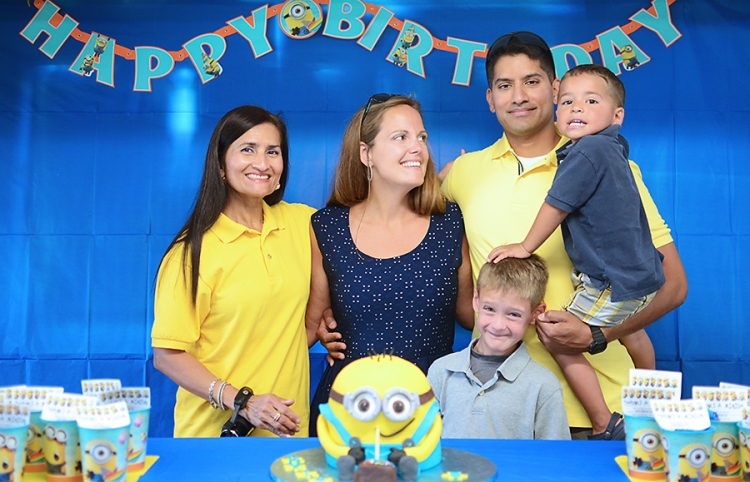 Minions Birthday Party  (39)