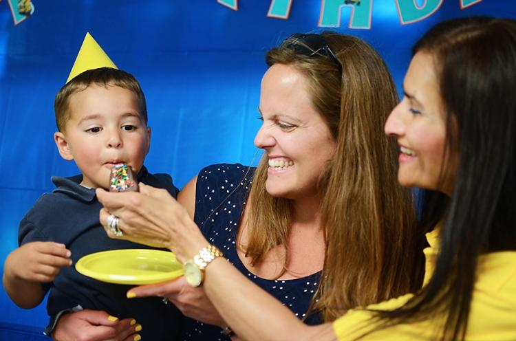 Minions Birthday Party  (44)